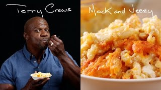 Mac And Cheese As Made By Terry Crews Mack And Jeezy
