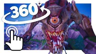 MONSTER vs MECH in VR! | Fortnite 360° Experience