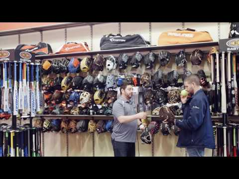 How to Choose a Baseball or Softball Glove   Source For Sports
