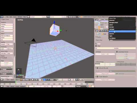 Physics Animation using the Game Engine