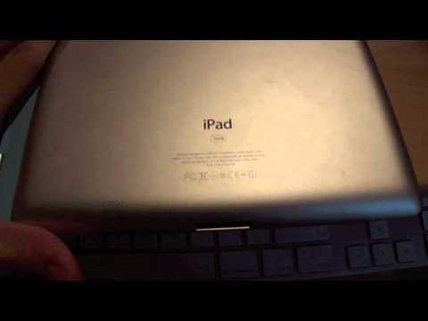 How I Clean My iPad