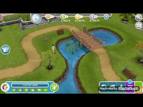 Paint a Picture- Sims Freeplay