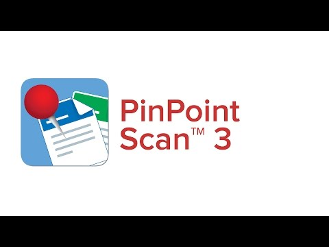 PinPoint Scan™ 3 - Business Application developed by KYOCERA