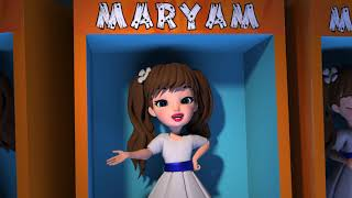 Puppet Maryam