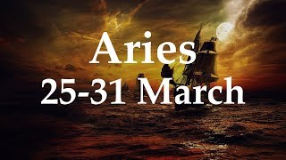 Aries! *Bonus* March -April 2019 - Tyler's Tarot - imclips net