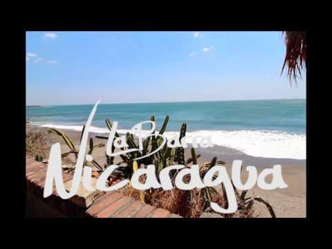 Nicaragua Surf Trip 2017
