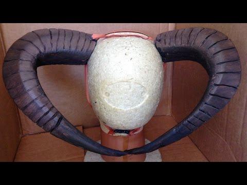 DIY Faun Horns