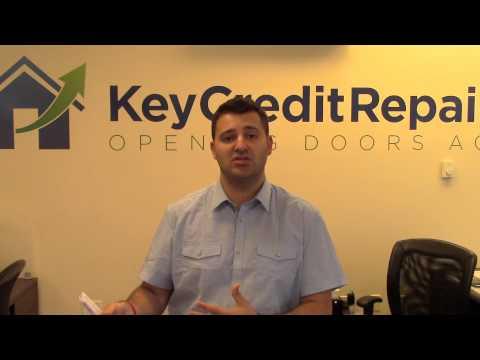Credit Repair Tip #36-