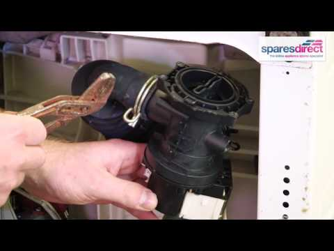 How to replace your Washing Machine Pump | Oven Spares & Parts | 0800 0149 636