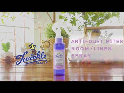 Twinkle Baby Anti-Dust Mites Room/Linen Spray