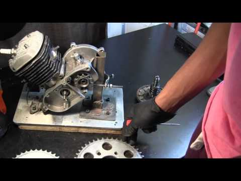Choosing Rear Sprocket and Gear Ratio Calculations