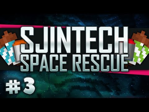 Sjintech Space Rescue #3 - The Slime King
