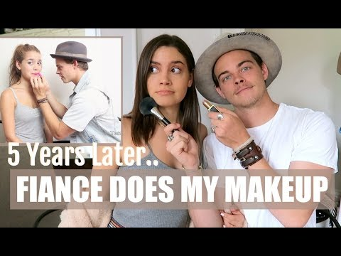 RE-DOING OUR FIRST VIDEO TOGETHER   5 YEARS LATER