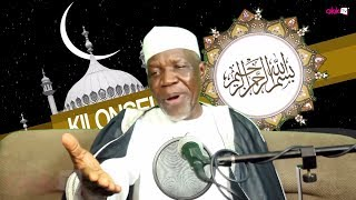 Kilonsele Latest Yoruba Islamic 2018 Ramadan Lecture by Alhaji Sheikh Muyideen Ajani Bello