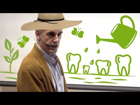 Why You Better Grow Teeth - Prof. Jordan Peterson