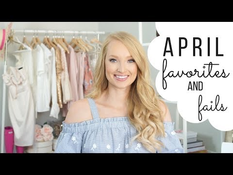 APRIL FAVORITES: Face Tanner, go to lip combo, hair thickening, ETC!