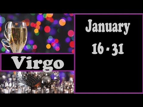 Virgo Mid - Month Reading for January 15-31 2017