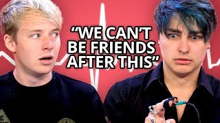 DO YOU HATE MY GIRLFRIEND?!! | Detected w/ Sam and Colby