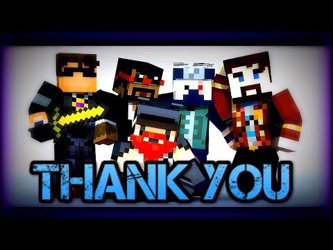 ♪ Thank You   Minecraft Parody   Lyrics