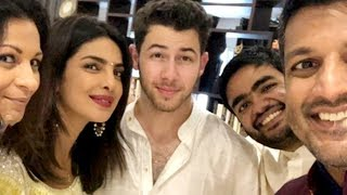 INSIDE Photos | Priyanka Chopra And Nick Jonas Engagement | Roka Ceremony, Puja, Wedding