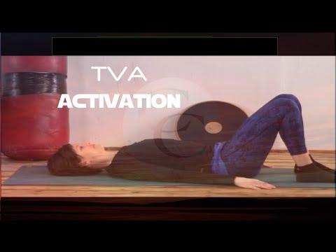 Corbin Chiropractic Cardiff Clinic: TVA (transverse abdominal) Activation Tutorial