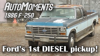 1986 Ford F-250 - History of Ford