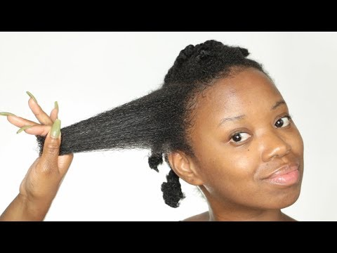 How I Moisturize My NATURAL Hair For Juicy Curls