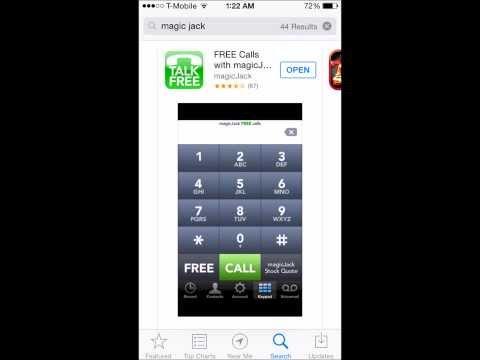 Call U.S. or Canada Phone Numbers for Free - Talk Free Magic Jack