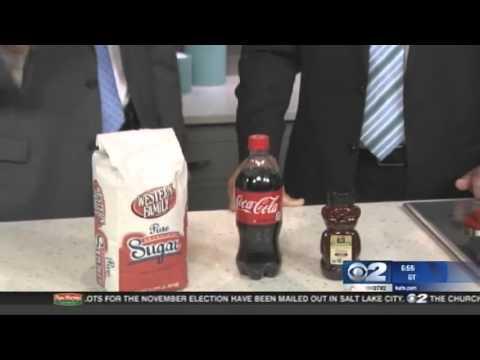 Honey vs. High Fructose Corn Syrup - Dr. John Day Video