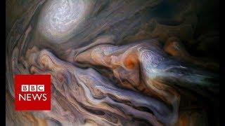 Dive over Jupiter