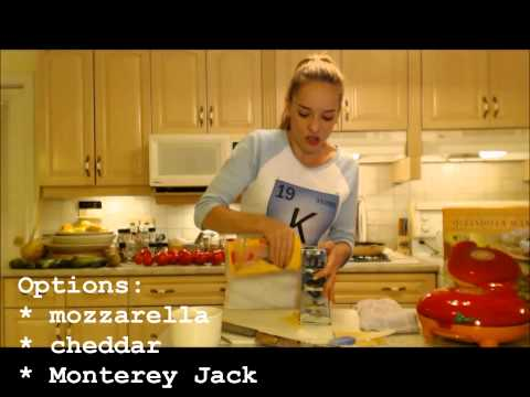 How to Cook Ground Beef Quesadillas: Cooking with Kimberly