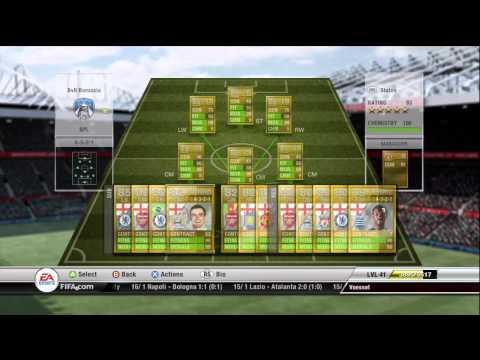 Fifa 12 Ultimate Team - Meine Mannschaften und Tipps zu Spielern | deutsch | HD