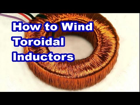 How to Wind a Toroid