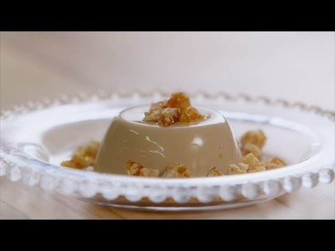 Latte panna cotta recipe - Mary Berry's Foolproof Cooking: Episode 1 Preview - BBC Two
