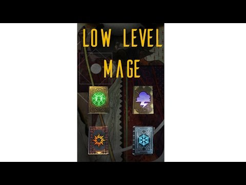 Dragon Age Inquisition - Low Level Mage Build/Tips