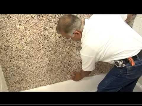 St Paul Bathtub Surround Installation Tile