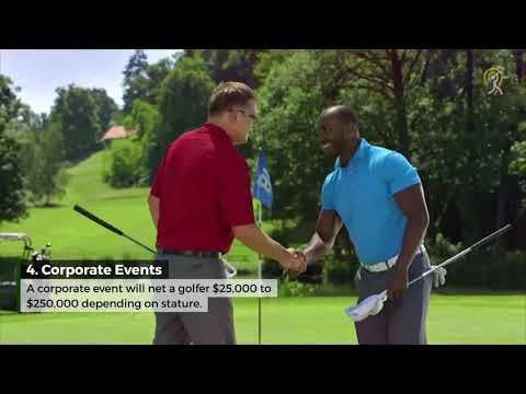 Have You Ever Wondered How Golfers Get Paid?