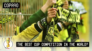 Is the DFB-Pokal the Best Cup Competition in the World?