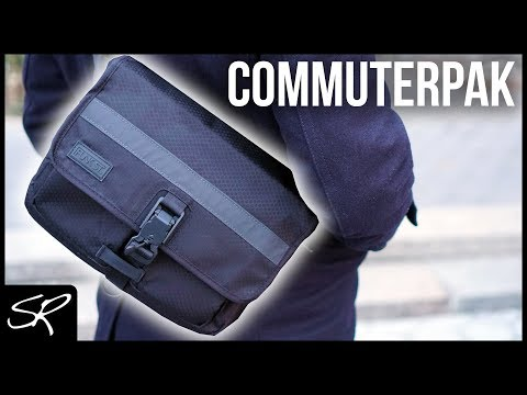 BEST Nintendo Switch Travel Bag? | CommuterPak by Funk St. EDC Review