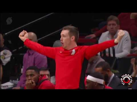 Portland Trail Blazers vs Indiana Pacers - Full Game Highlights - January 18, 2018