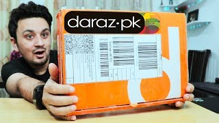 MYSTERY BOX  Daraz pk | Unboxing | Gadgets Gate