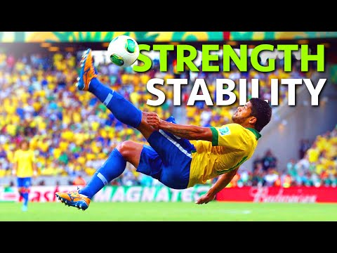 Improve Your Core Stability & Get Stronger! • The Leg Lever • Football/Soccer Fitness Exercises