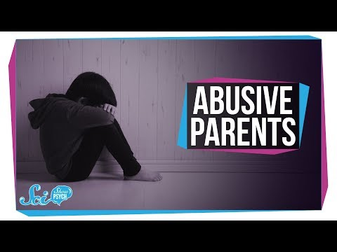 Does Having Abusive Parents Mean You'll Become One?