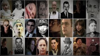 • Behind American Horror Story: THEY ARE ALL REAL
