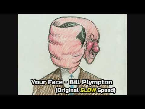 Bill Plympton - Your Face (Original SLOW Speed)