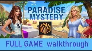 AE Mysteries PARADISE Mystery  Chapter 1 2 3 4 5 6 7 8 9  FULL GAME.