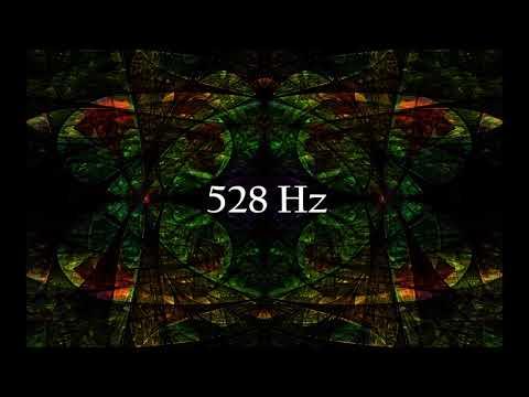 528 Hz Love Frequency Meditation Music | Solfeggio Healing Tones