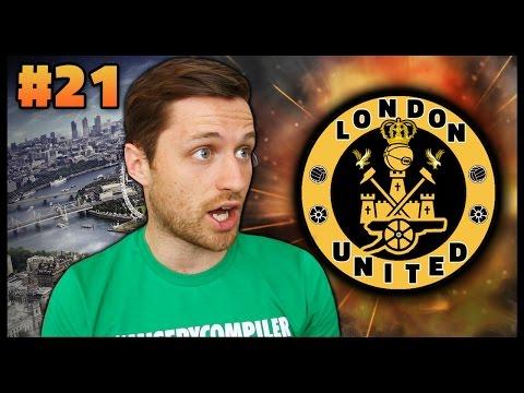 LONDON UNITED! #21 - Fifa 15 Ultimate Team