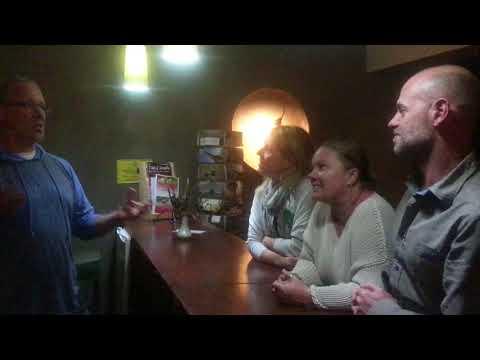 GMCLiveReviews of Kaliwa Lodge, Kilimanjaro - Papa's whiskey bar