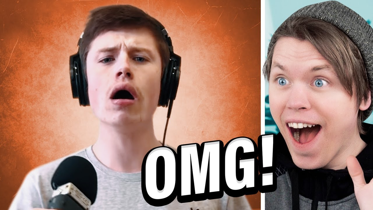 Is That His REAL VOICE!?